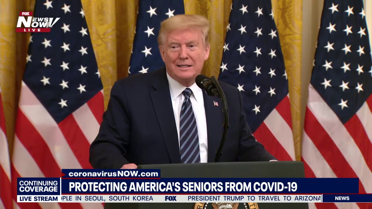 Дональд Трамп устал от коронавируса