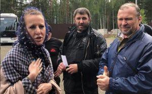 Ксению Собчак избили и выгнали из монастыря