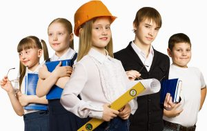 Кем хотят стать российские школьники?