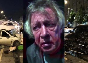 Виновник автомобильной аварии Михаил Ефремов предпринял попытку покончить с собой