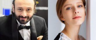 Авербух встречается с актрисой из «Папиных дочек». Разница в возрасте - 21 год