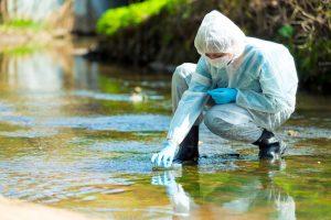 Коронавирус не способен размножаться в воде
