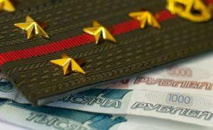 Ежемесячная надбавка военнослужащим составит 23 тыс. рублей