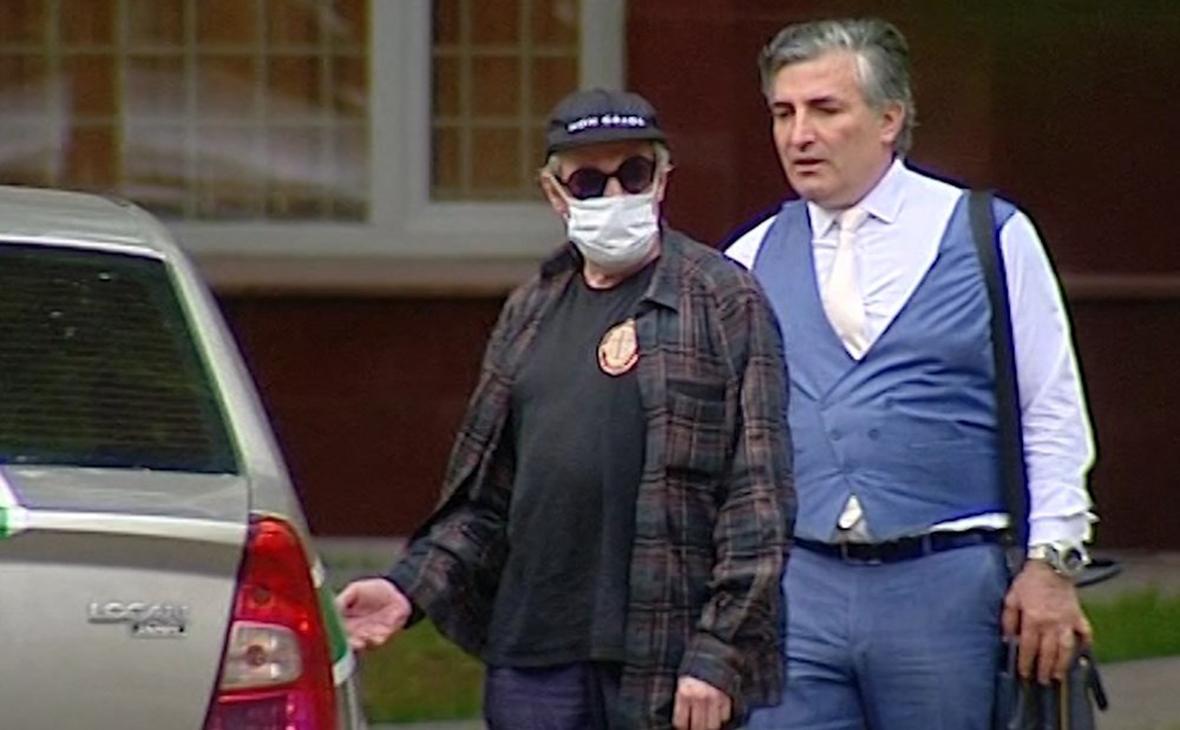 Михаил Ефремов: Адвокат подставил меня на восемь лет