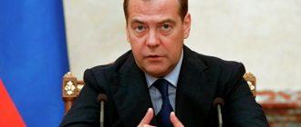 Медведев предложил ввести для всех россиян минимальный гарантированный доход