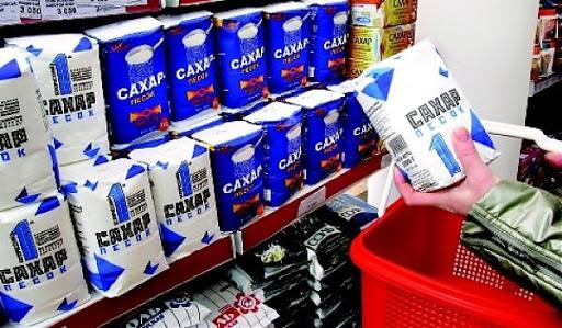 Власти выяснили причины роста цен на сахар