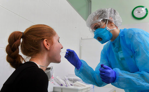 Предложено возмещать россиянам плату за тесты на коронавирус