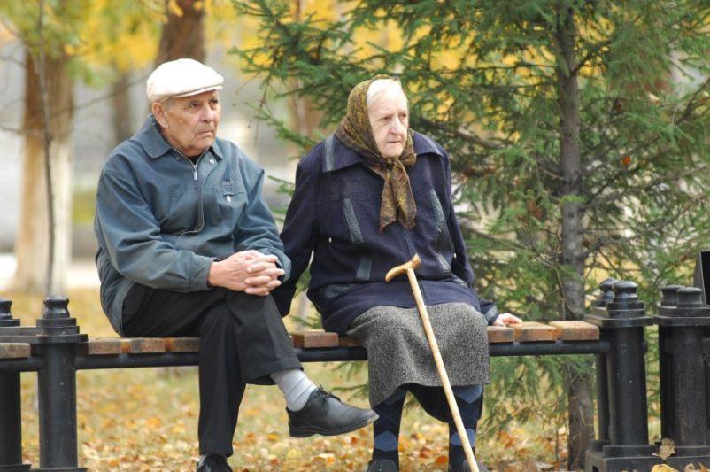 Со 2-го ноября введена обязательная самоизоляцию для людей старше 65 лет