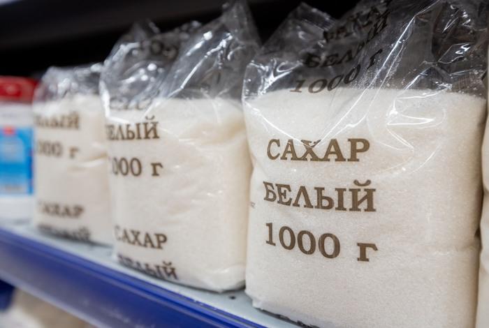 В Европейской части России будут зафиксированы цены на сахар и масло