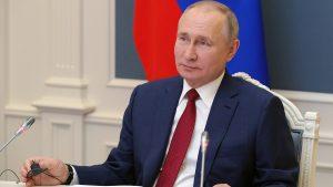 Путин все рассказал о побочных явлениях у него после вакцинации от коронавируса